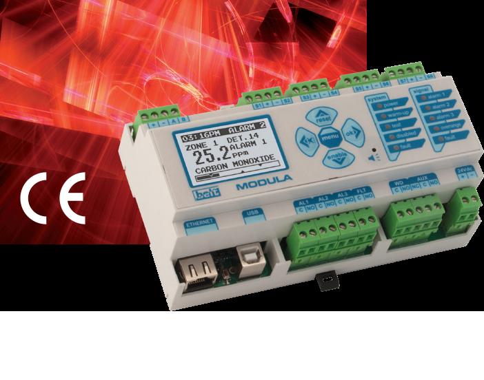 Блоки управления и сигнализации (БУС) MODULA 40 B30-MODULA40