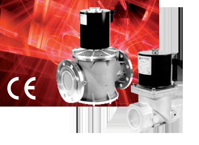Электромагнитные клапаны автоматические AR-OT/AR-AL/ARF-AL