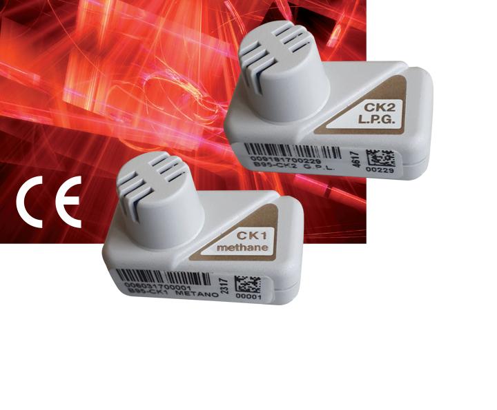 Сменные модули (сенсоры) CK для датчиков DM01, DM02, FLY