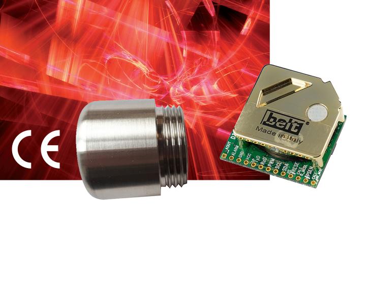 Сменные модули (сенсоры) IRON/CO2 для датчиков серии IRON/CO2