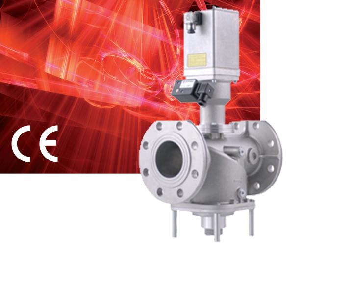 Автоматические электромагнитные клапаны с гидроприводом BEV-H